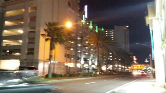 Street View Of Resort Hotel Picture Of Wyndham Ocean