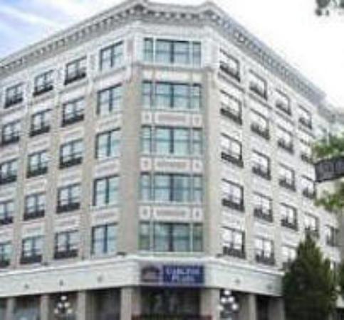 BEST WESTERN PLUS Carlton Plaza Hotel: BW