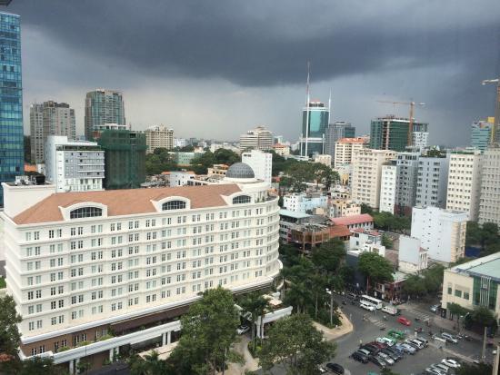 Window View - Caravelle Saigon Photo