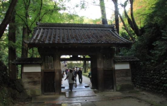 Kojakuji Temple : 山門