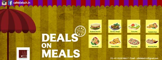 Cafe Klatsch: Paisa Vasool Deals