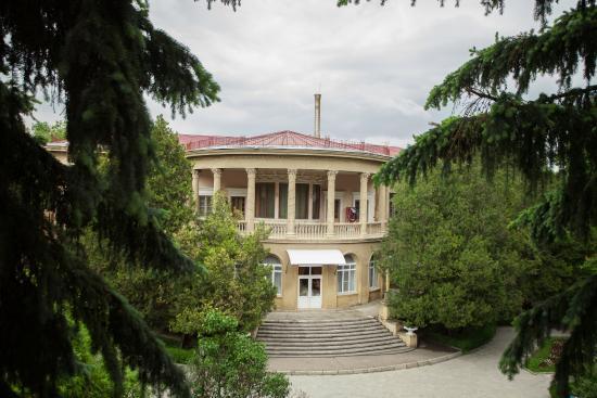 Shahter Sanatorium: Здание Ресторана