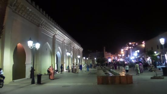 Koutoubia Mosque and Minaret: Moschea Moulay El yazid