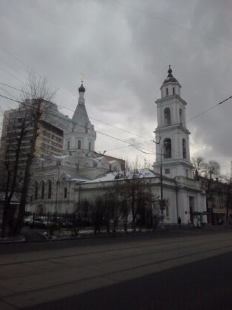Holy Trinity Church: храм1