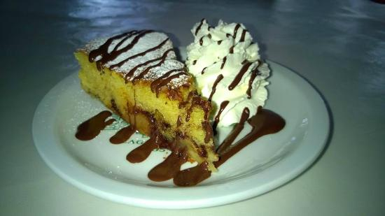 Alpino: torta pere e cioccolato