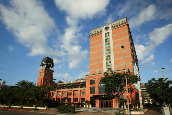 Grand Victoria Hotel : 飯店外觀
