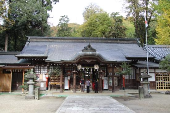 Asuke Hachimangu Shrine