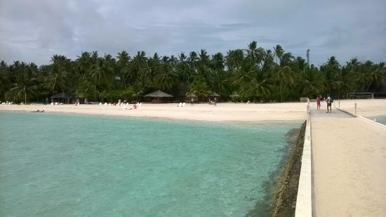 VOI Alimatha Resort: spiaggia