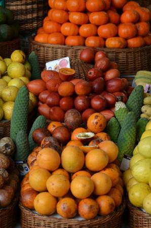 Mercado dos Lavradores: exotisches Obst
