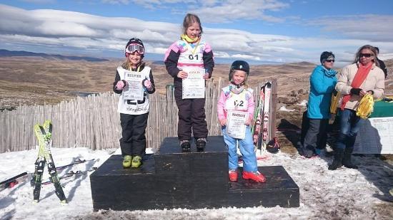 Tiffindell Ski Resort: ski champs