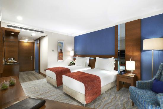 Divan Mersin: Standard Twin Bedroom