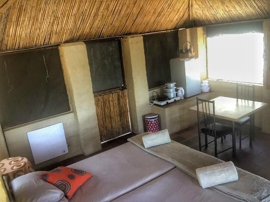 Kalahari River & Safari Co: Room option for couples sharing