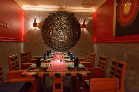Thai Thai Restaurant: for big group