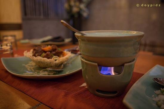 Thai Thai Restaurant: our food