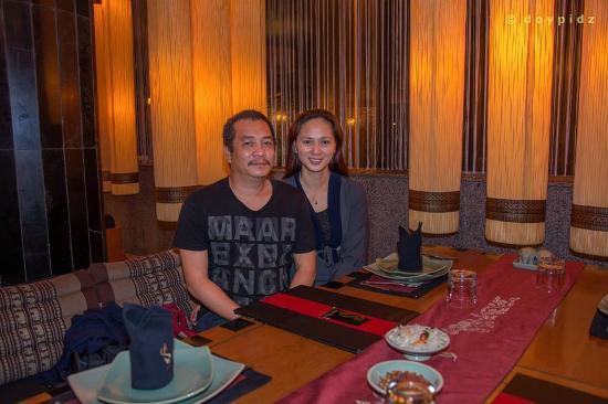Thai Thai Restaurant: waiting