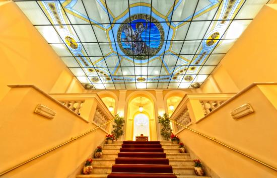 Hotel San Giorgio: Hall