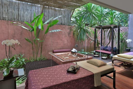 Anantara Spa: Spa Treatment room