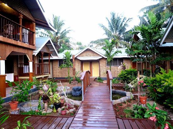 Bungalows At Namatanai Lodge
