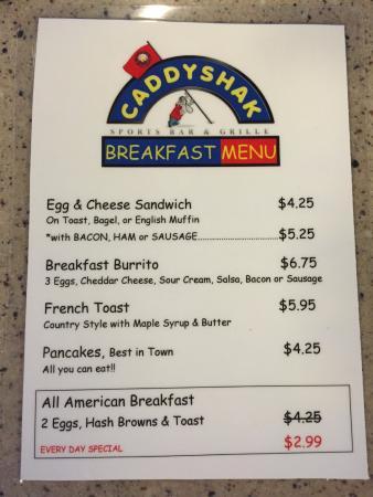 Caddyshak Sports Bar Amp Grille Bradenton Restaurant