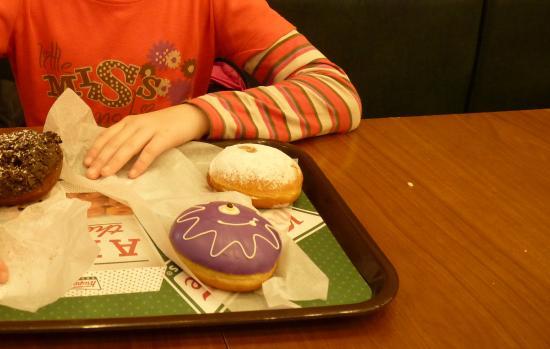 Krispy Kreme Doughnuts Sogong: пончики