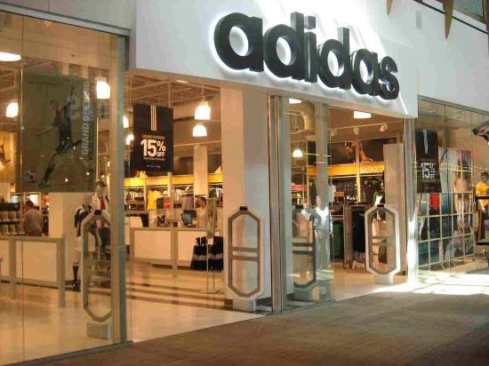 adidas outlet nj