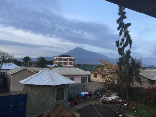 The Greenhouse: The view from the Balcony of Mount Meru.