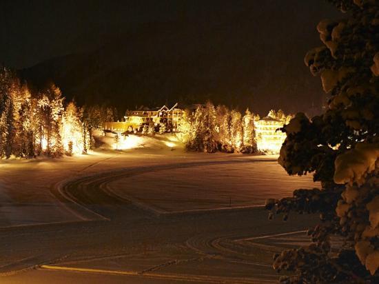 Turracher Hohe, Αυστρία: Traumhaft schön präsentiert sich die Turracher Höhe im Winter