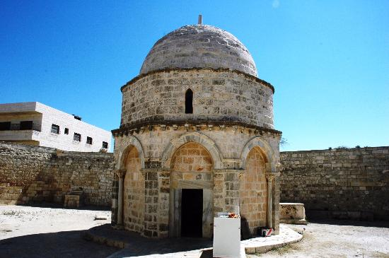 כנסיית העלייה - מסגד העלייה