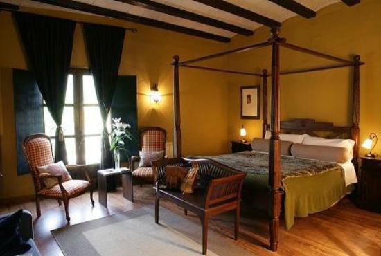La Fornal Dels Ferrers: Habitación Heredero