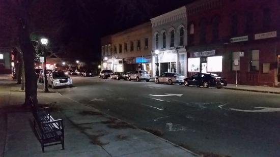 Wellsville NY Main St