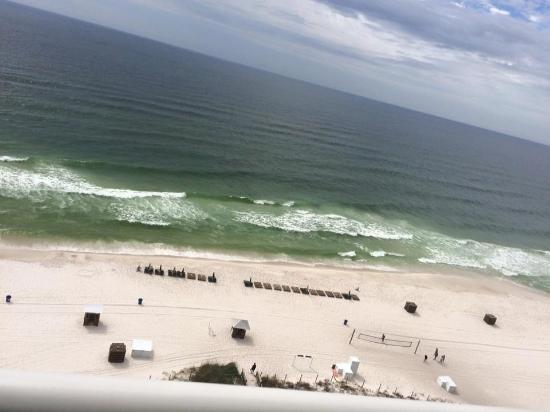 Grand Panama Beach Resort: view