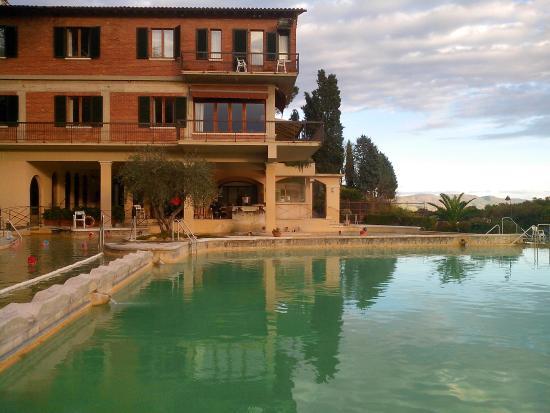 Le terme picture of albergo posta marcucci bagno vignoni tripadvisor - Bagno vignoni hotel posta marcucci ...