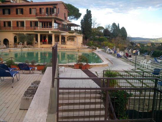 Le terme picture of albergo posta marcucci bagno vignoni tripadvisor - Hotel posta marcucci bagno vignoni ...