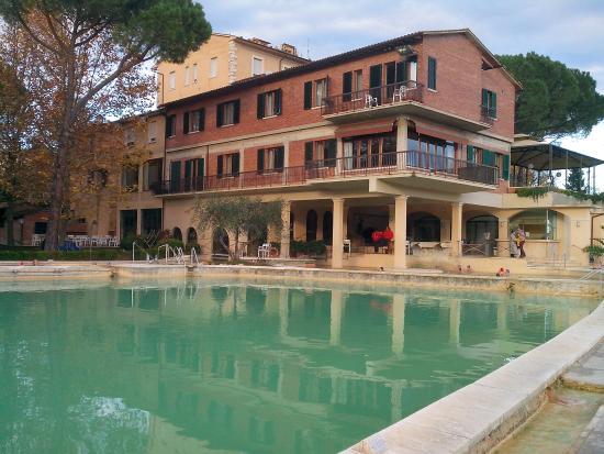 Sale interne foto di hotel posta marcucci bagno vignoni tripadvisor - Bagno vignoni hotel posta marcucci ...