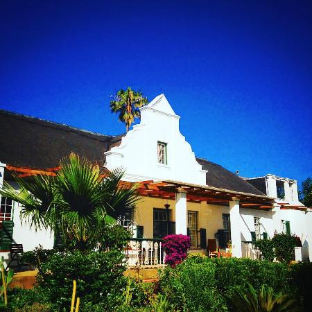De Oude Opstal: Authentic architecture and cosy b&b in Robertson