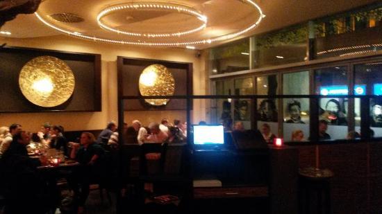 Mongo's Restaurant München: Интерьер