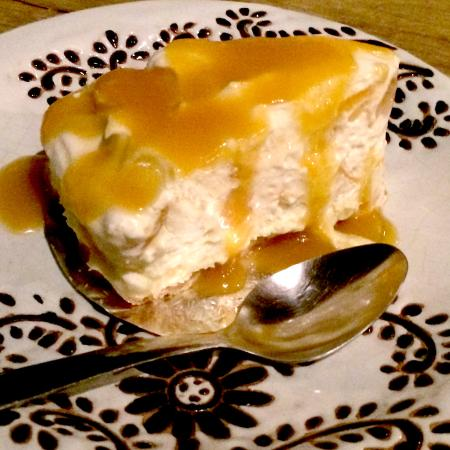 Amrita Garden: マンゴーチーズケーキ
