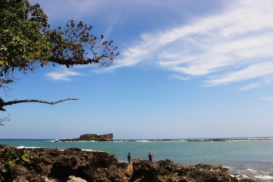 Indonesië: Pulo Manuk Beach, Bayah, Lebak Regency, Banten Province