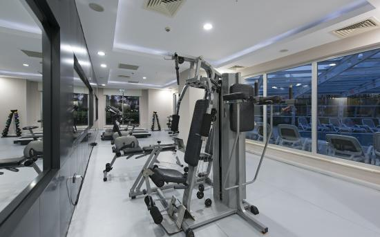 Lilyum Hotel & Spa: Fitness Center