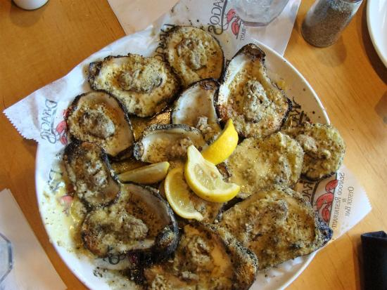 Famous Chargrilled Oysters Picture Of