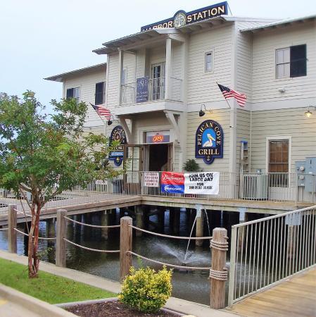 Ridgeland, Mississippi: Pelican Grove Grill