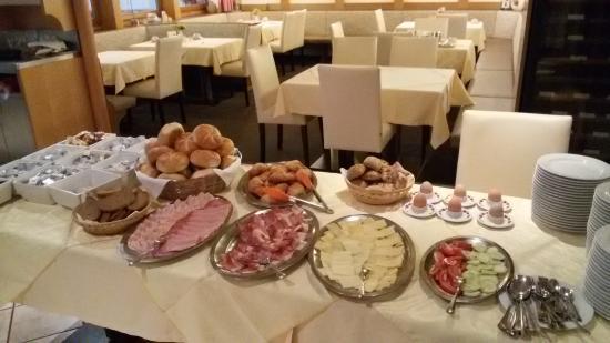 Hotel Regglbergerhof: Frühstück
