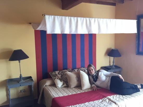 Miravalle Palace Hotel: Quarto do Miravalle