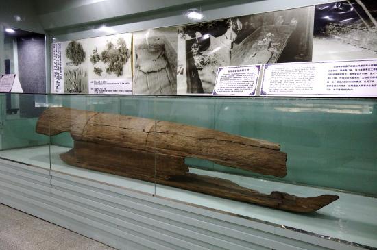 Wuyishan Natural Museum: 舟棺