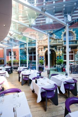Bank Westminster And Zander Bar Restaurant London