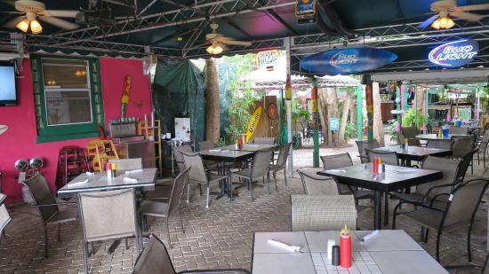 Kona Beach Cafe Jensen Beach