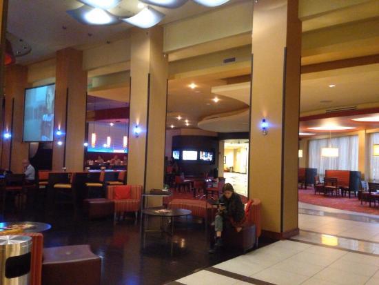 Crowne Plaza Hotel Kansas City - Overland Park: Restaurante