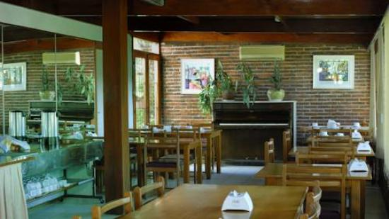 Oasis Parque Hotel: Local do café da manhã