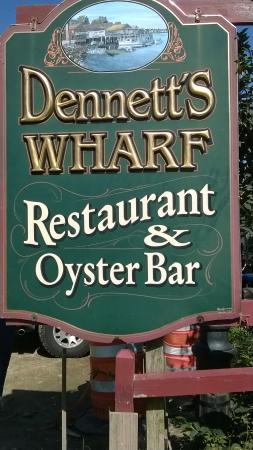 Castine, ME: Dennett's Wharf