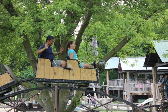 Donley's Wild West Town: Roller Coaster